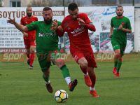 Galibiyet Baf'a yetmedi: 0-1