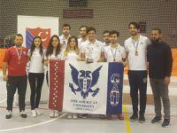 GAÜ eskrim takımından Türkiye'de önemli başarı