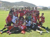 Sezonun ilk şampiyonu Hamitköy
