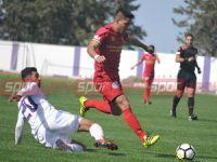 Çetinkaya Karadağ'da kayıp: 1-1