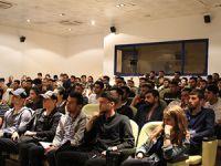 """LAÜ'de """"E-Spor İş Birliğinde Maç Analizi"""" çalıştayı yapıldı"""