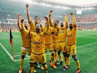 Kenanlı Ankaragücü Süper Lig yolunda