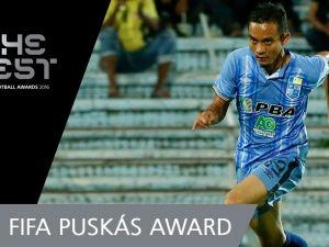 FIFA Puskas Yılın Golü Ödülü 2016