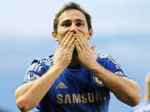 Chelsea'den Lampard'a veda
