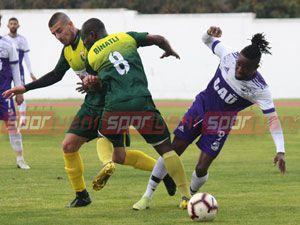 BİNATLI - LEFKE: 0-2