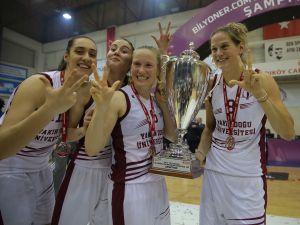 YDÜ, Türkiye Ligi Şampiyonu