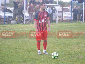 Gökhan Emreciksin'in ilk golü