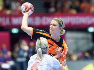 Norveç-Hollanda hentbol kadınlar final maçı