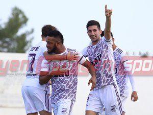 CİHANGİR - LEFKE: 0-3