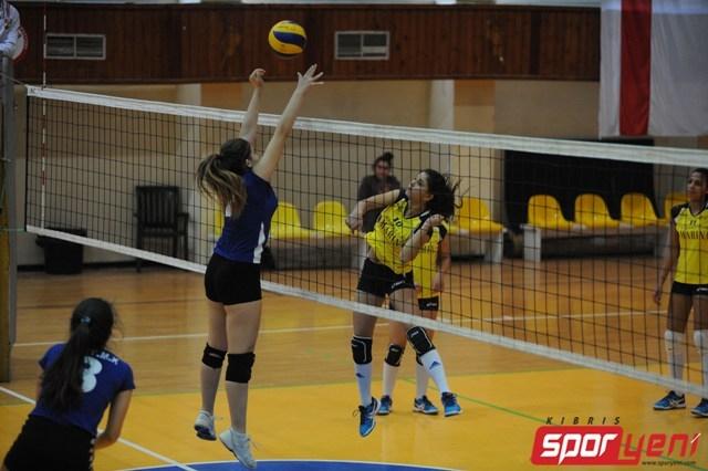 Liselerarası Voleybol Şampiyonası (Yarı Final) 19