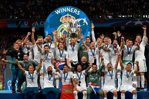 Real Madrid geleneği bozmadı... 12