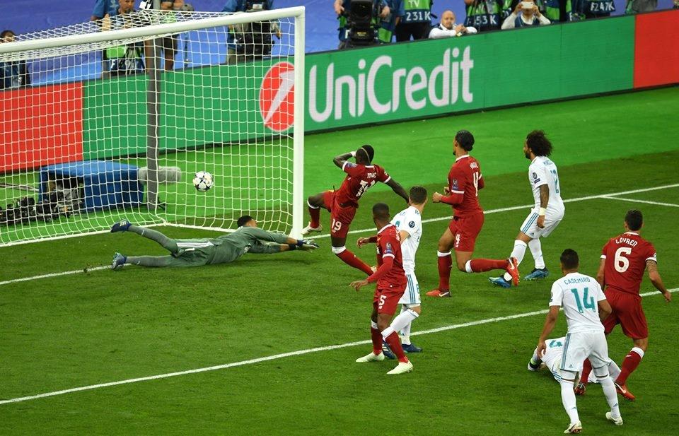 Real Madrid geleneği bozmadı... 8