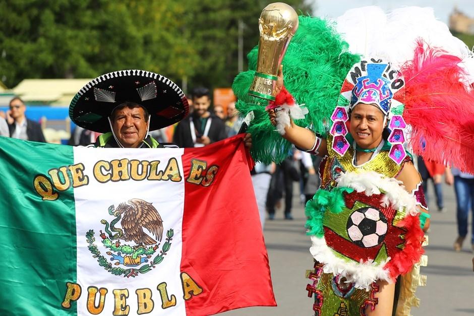 Dünya Kupası görkemli başladı 10