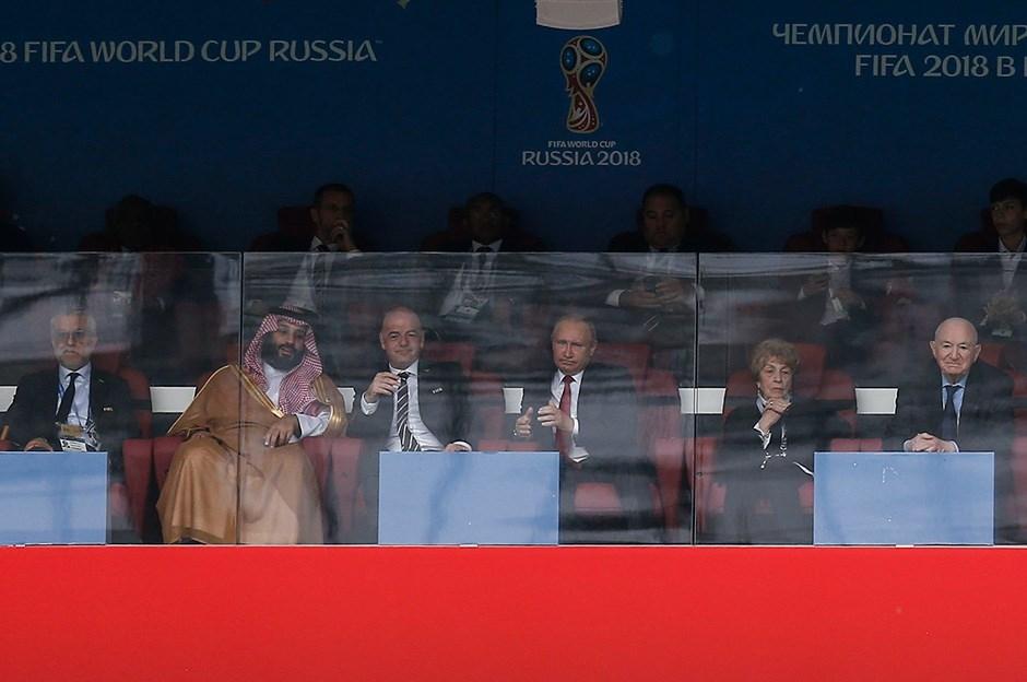 Dünya Kupası görkemli başladı 4