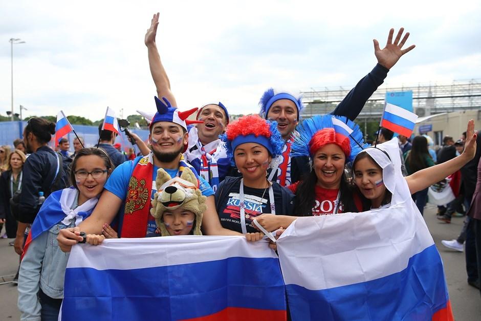Dünya Kupası görkemli başladı 6