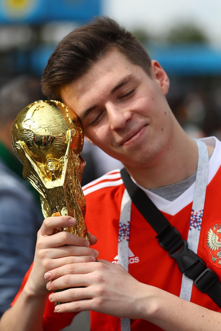 Dünya Kupası görkemli başladı 8