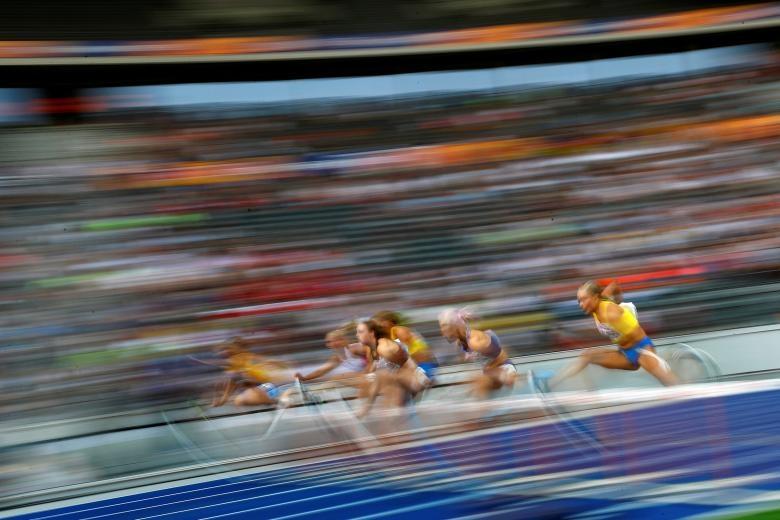 Reuters 2018'de yılın spor fotoğraflarını seçti 28
