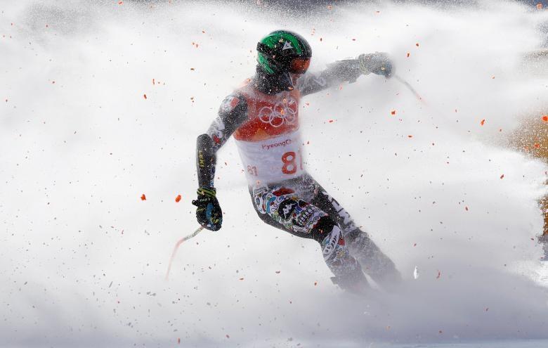 Reuters 2018'de yılın spor fotoğraflarını seçti 9