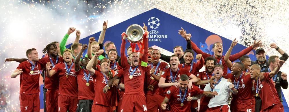 Avrupa'nın en büyüğü Liverpool 10