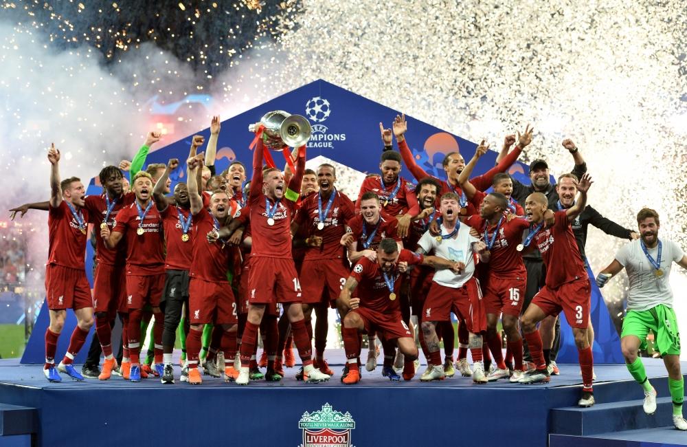 Avrupa'nın en büyüğü Liverpool 11