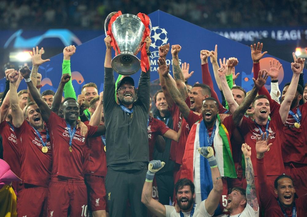 Avrupa'nın en büyüğü Liverpool 12