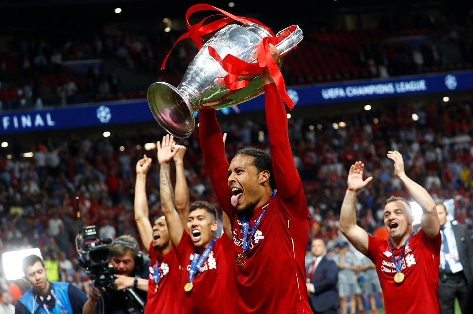 Avrupa'nın en büyüğü Liverpool 13