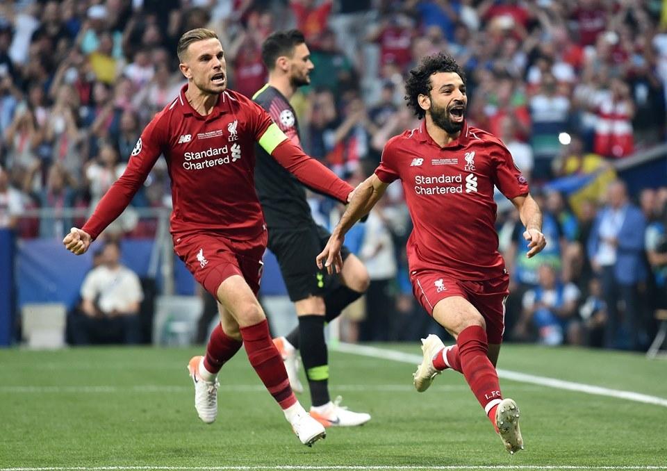 Avrupa'nın en büyüğü Liverpool 4
