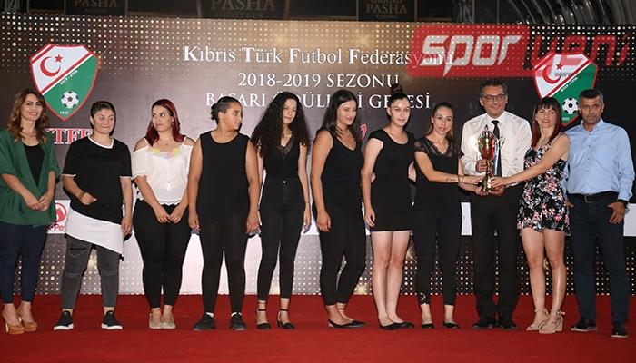 KTFF 2018-19 Ödül Töreni 16