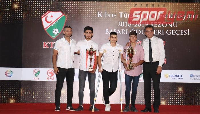 KTFF 2018-19 Ödül Töreni 17