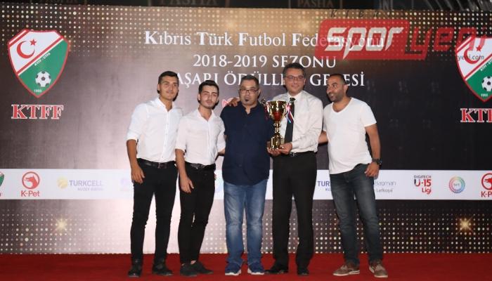 KTFF 2018-19 Ödül Töreni 18