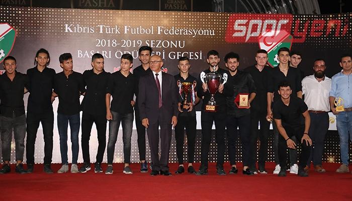 KTFF 2018-19 Ödül Töreni 19