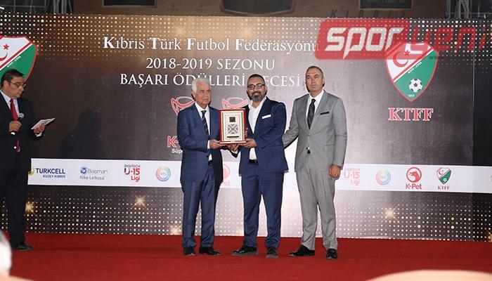 KTFF 2018-19 Ödül Töreni 9
