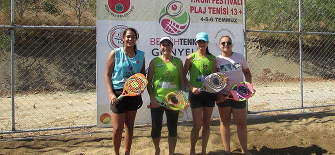 Pekur Beach Tennis Tour GTK tamamlandı 1