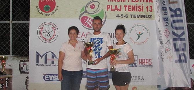 Pekur Beach Tennis Tour GTK tamamlandı 7