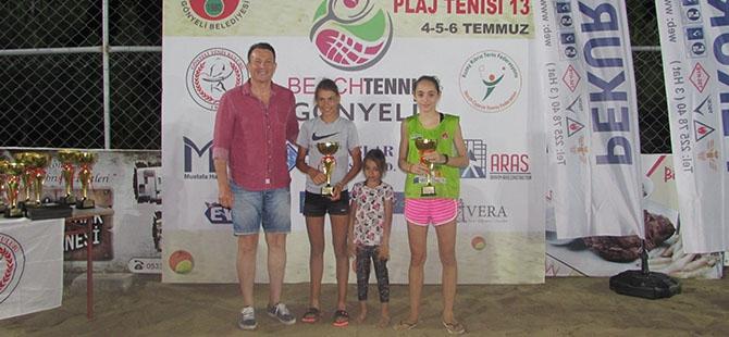 Pekur Beach Tennis Tour GTK tamamlandı 8