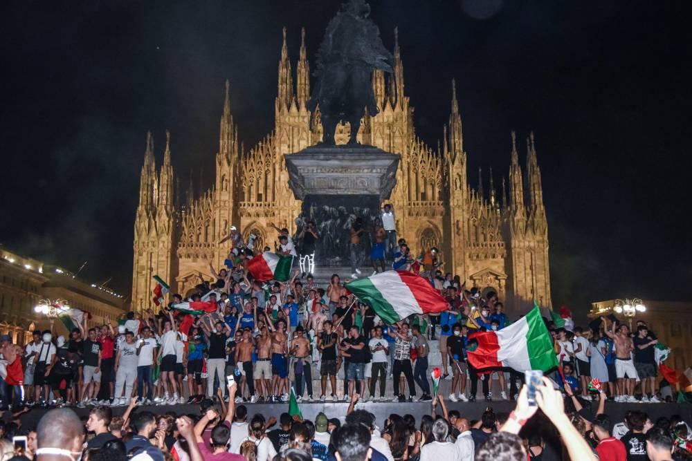 Avrupa Şampiyonu İtalya... 5