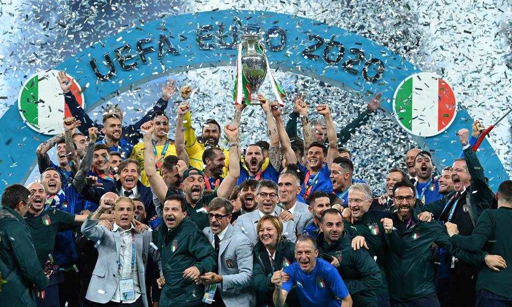 Avrupa Şampiyonu İtalya... 7