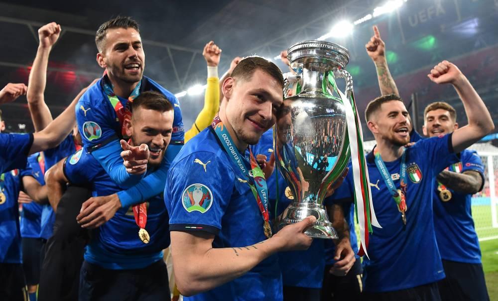 Avrupa Şampiyonu İtalya... 8