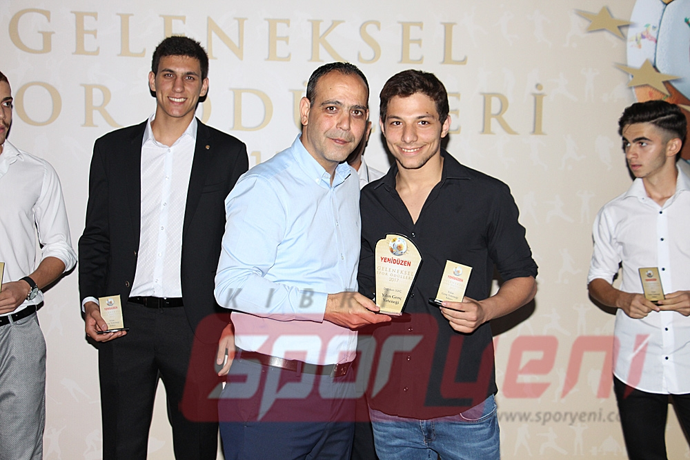 Yenidüzen Yılın Spor Ödülleri 11