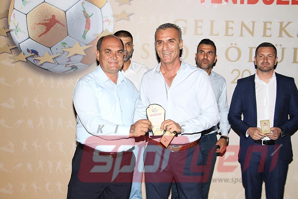 Yenidüzen Yılın Spor Ödülleri 14