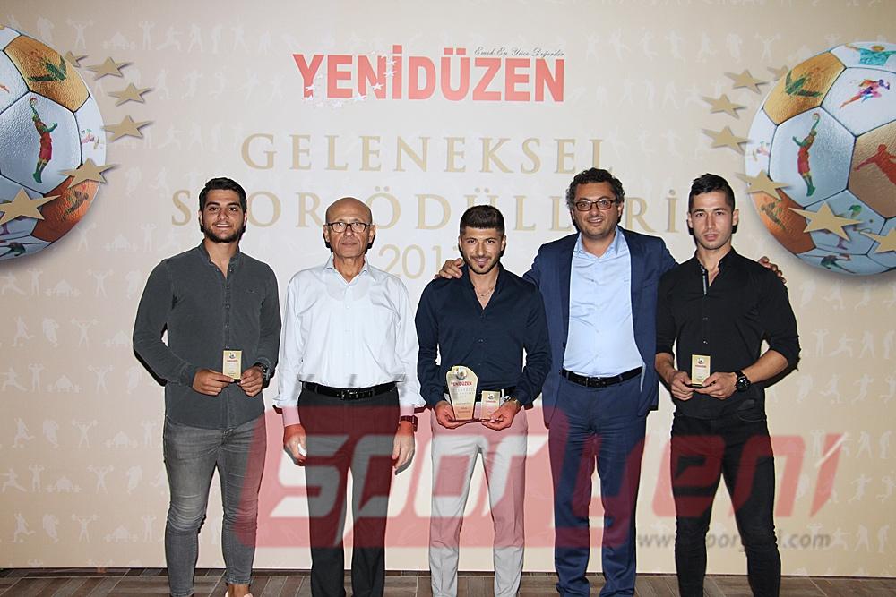 Yenidüzen Yılın Spor Ödülleri 16