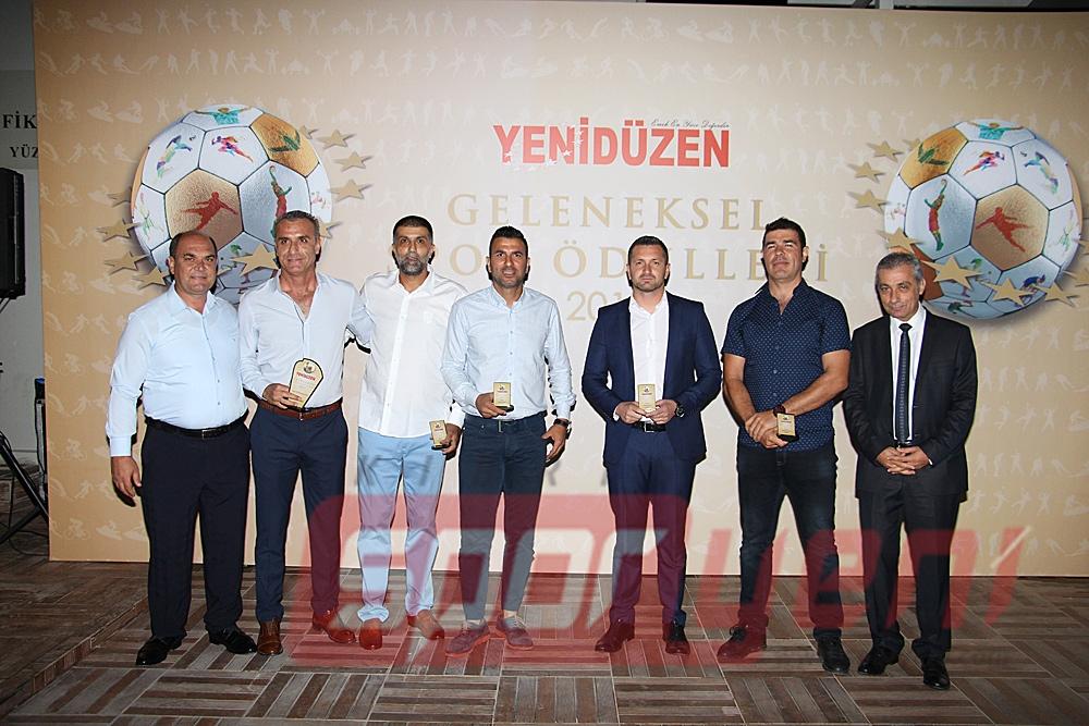 Yenidüzen Yılın Spor Ödülleri 20