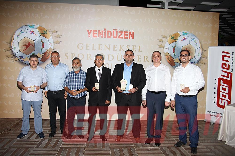 Yenidüzen Yılın Spor Ödülleri 21