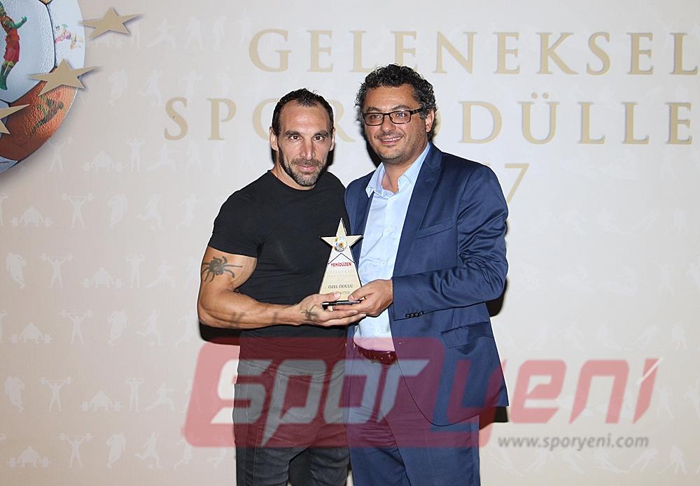 Yenidüzen Yılın Spor Ödülleri 9