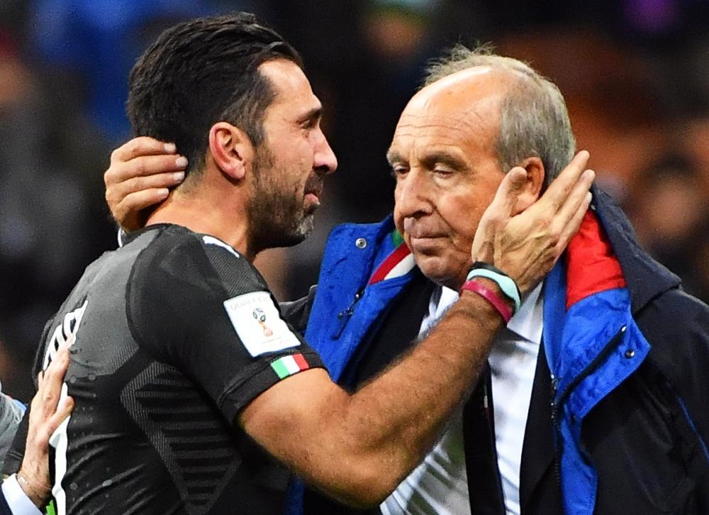 60 yıl sonra İtalya'sız Dünya Kupası... 5