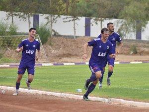 Lefke, Karadağ'da güldü: 4-1