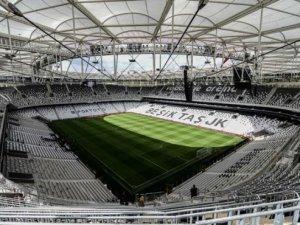 Vodafone Arena final için aday gösterildi