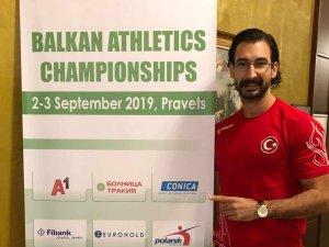 Yiğitcan Balkan Şampiyonası'nda yarışacak