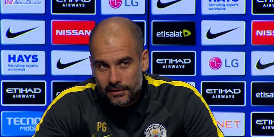 Guardiola transfer hakkında konuştu
