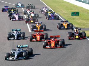Formula 1 heyecanı geri geliyor